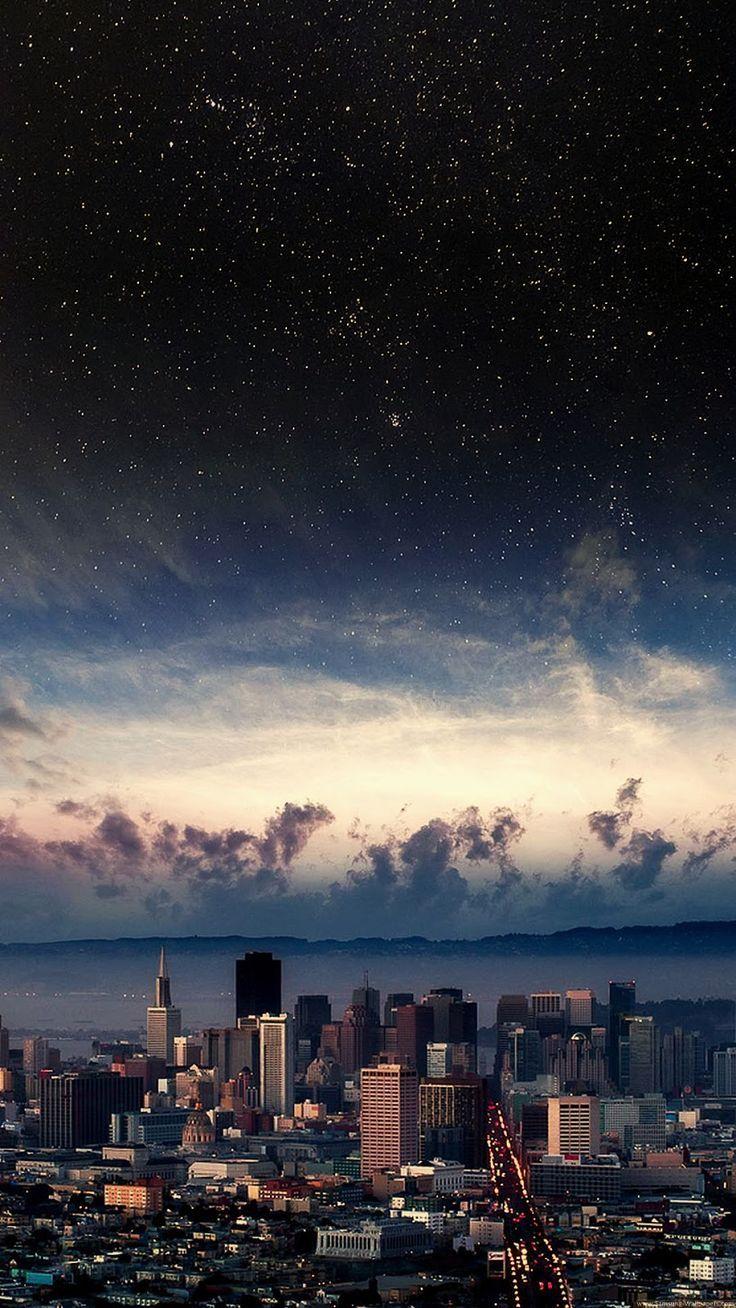 Pin Oleh Kiko Yudhadarma Di Wallpaper Pemandangan Pemandangan Khayalan Gambar Kota