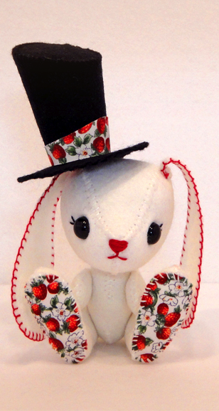 Rabbit pdf pattern