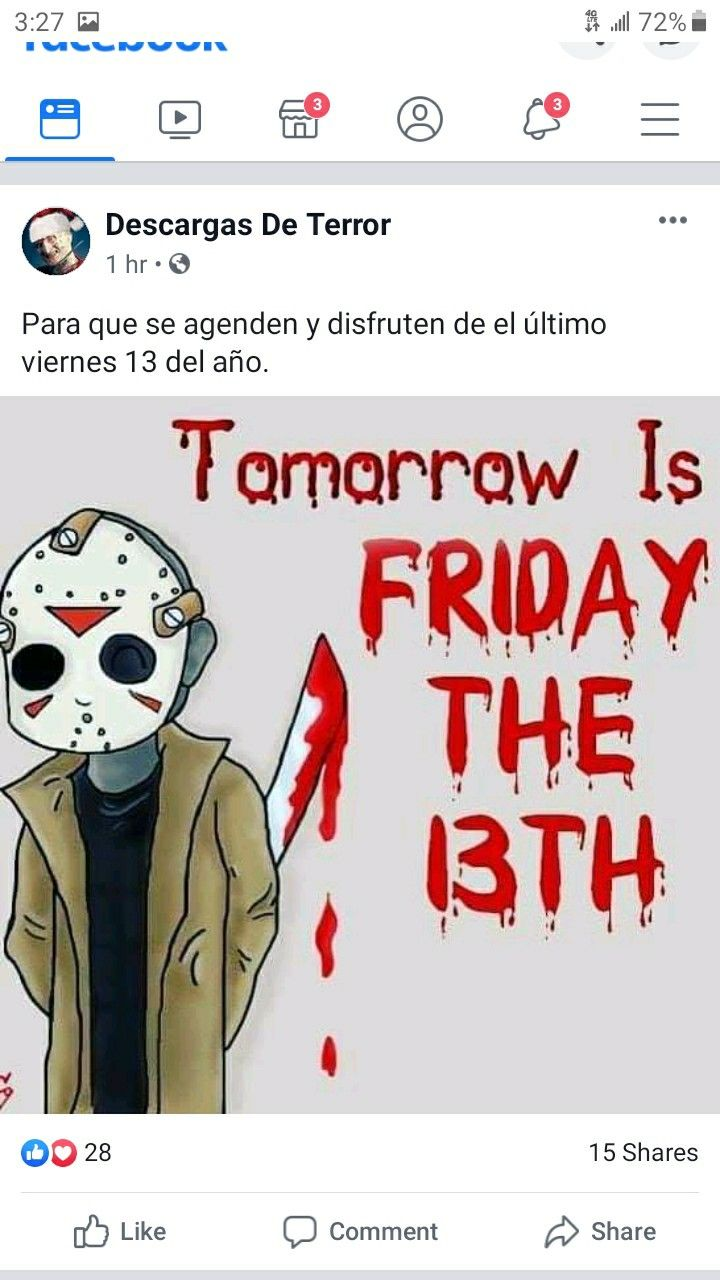 Pin by Kathy Magallanes on JASON'S FRIDAY THE 13TH in 2020