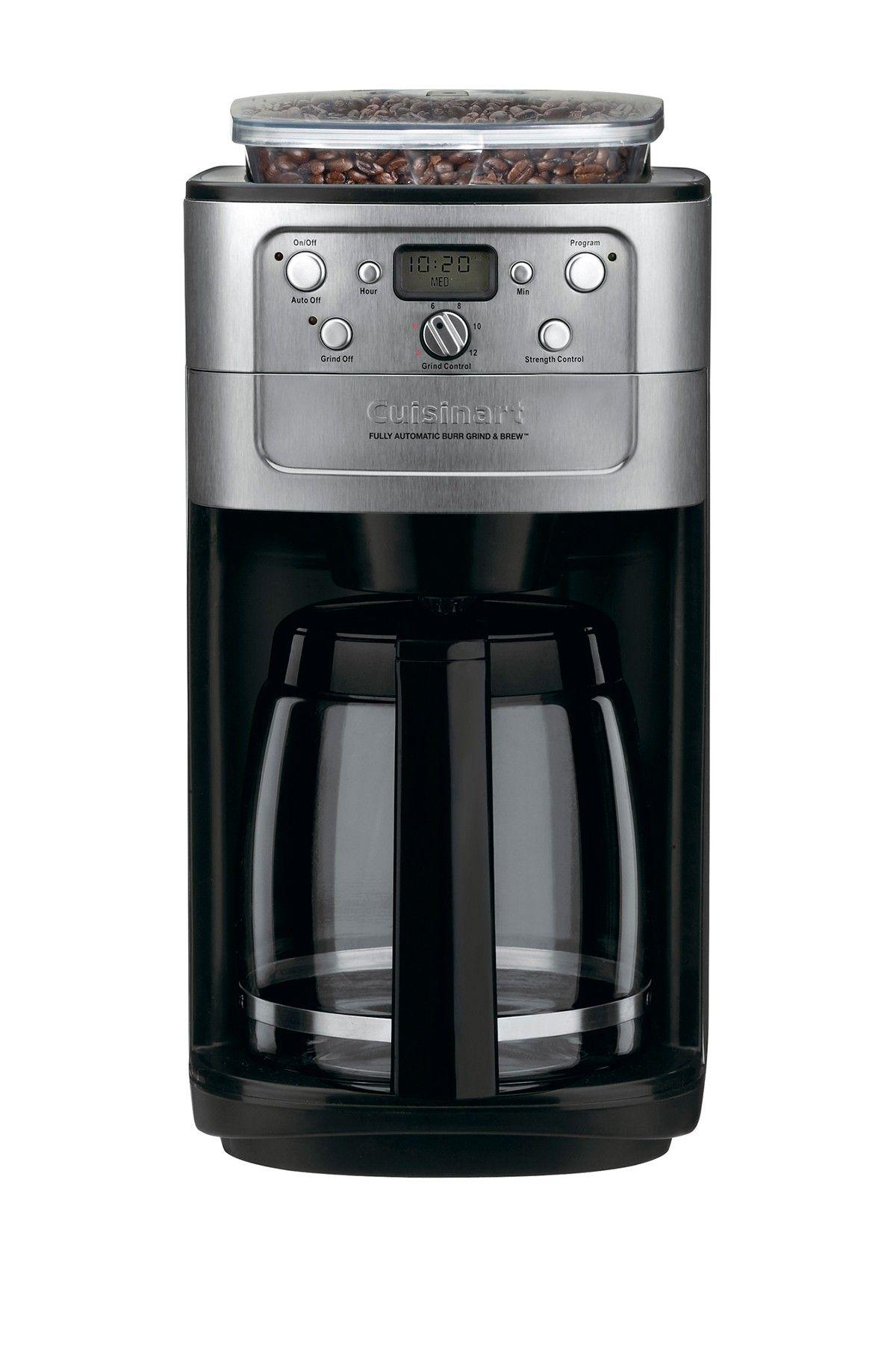 Cuisinart Grind & Brew 12Cup Coffeemaker Coffee maker