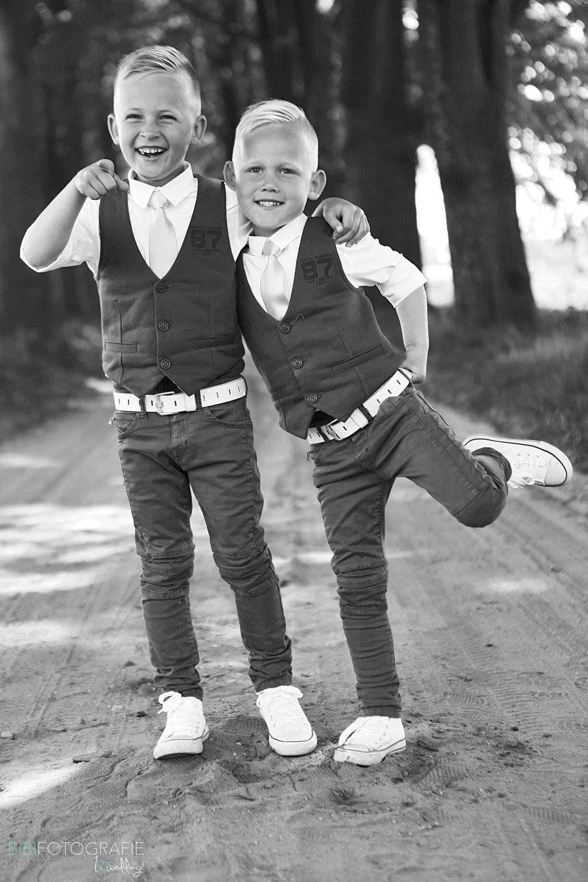 Trouwfotografie Kinderen Bruidsfotografie Trouwen