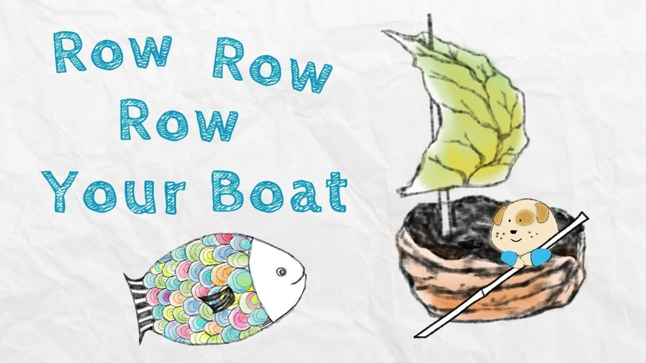 "Interpreting a classic nursery rhyme such as ""Row, Row, Row Your Boat"" looks easier than it seems. After much planning, we are very happy with the outcome!  In this new video, we tried to let the simple yet beautiful melody of this song come through, without masking it too much with sounds and overwhelming visual effects.   Join our characters in their walnut boats, floating along the stream of imagination!"