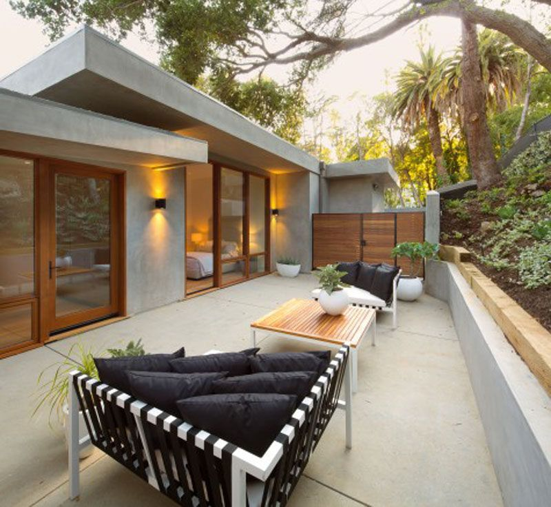 A Contemporary Redesign For This Mid Century Modern