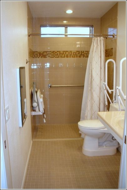 bathroom designs for handicap Bathroom Pinterest Handicap