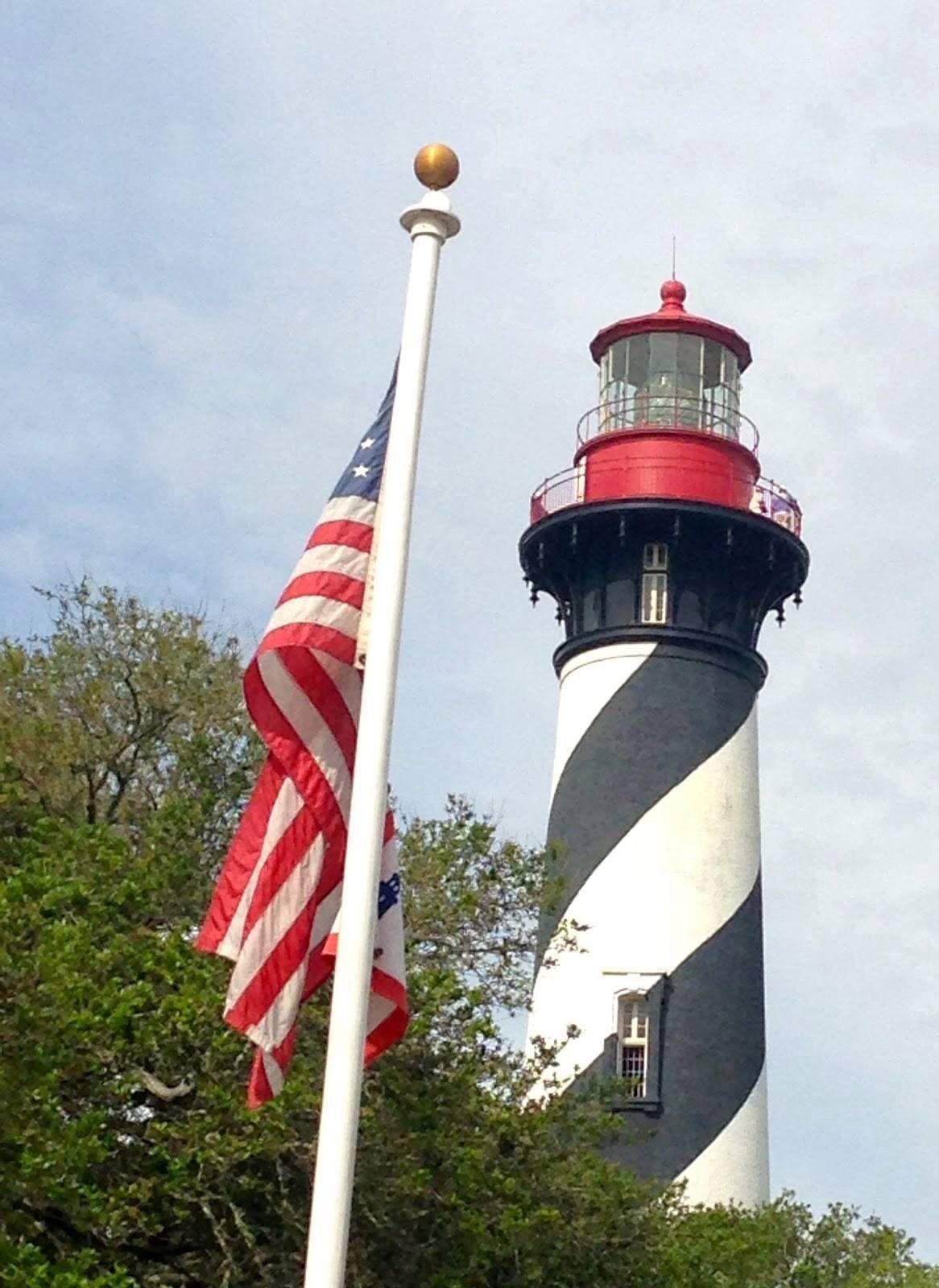 St Augustine Lighthouse, Fla