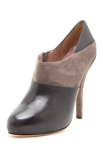 Two Tone Bootie.