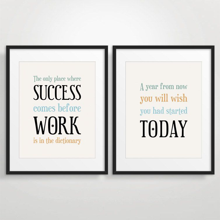 office decor typography posters inspirationalbeautifultype