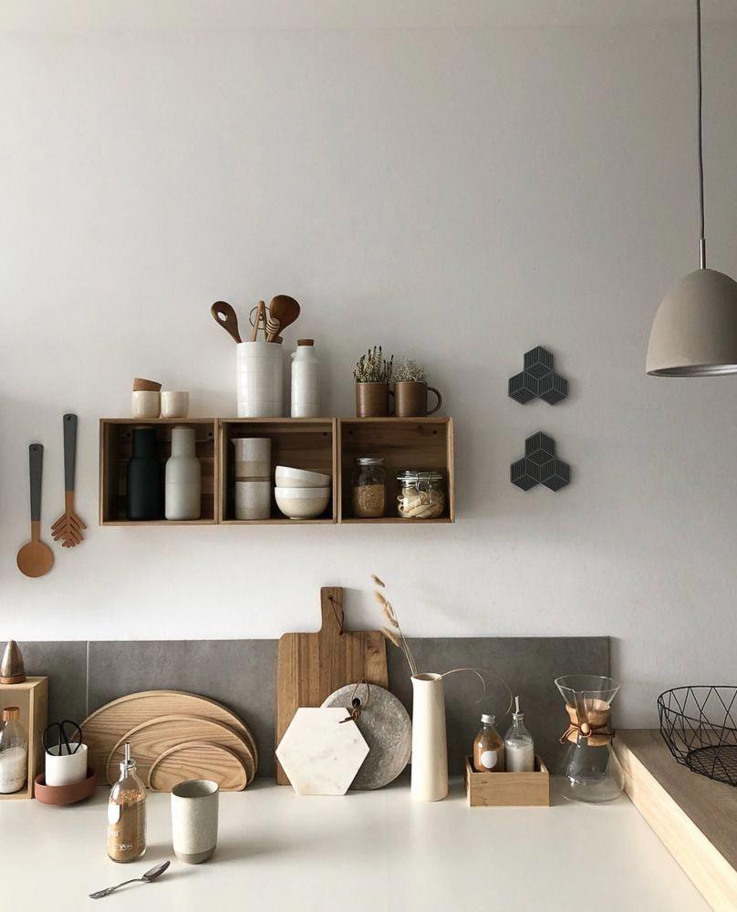 6 Deco Ideas For A Design Show Kuchendekoration Rustikale