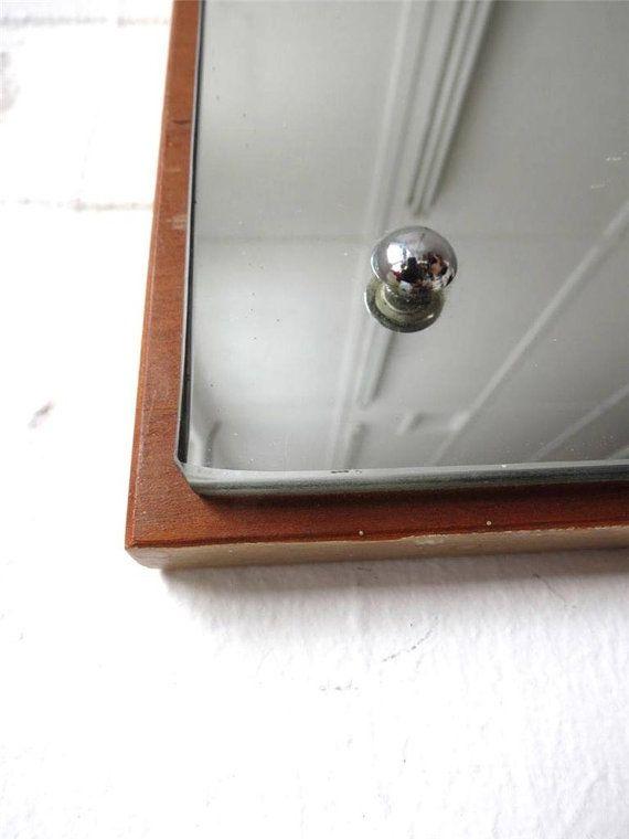 Specchio a parete vintage