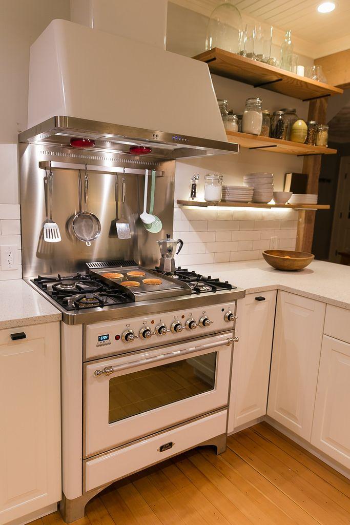 Ilve Range Hood Trendy Kitchen Backsplash Stainless