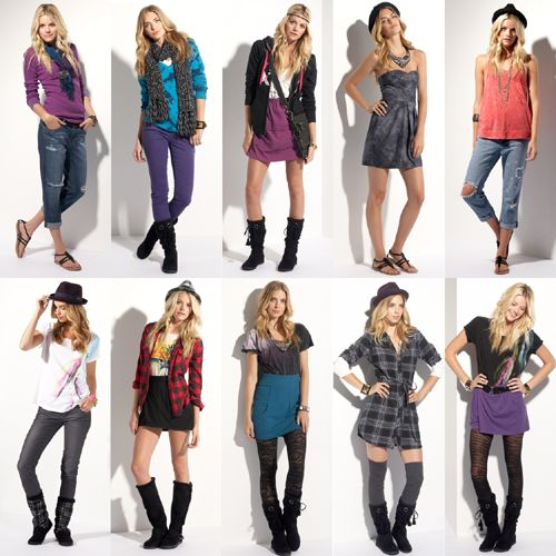 Hollister Clothing for Girls Website | Roxy Clothing | Online ...