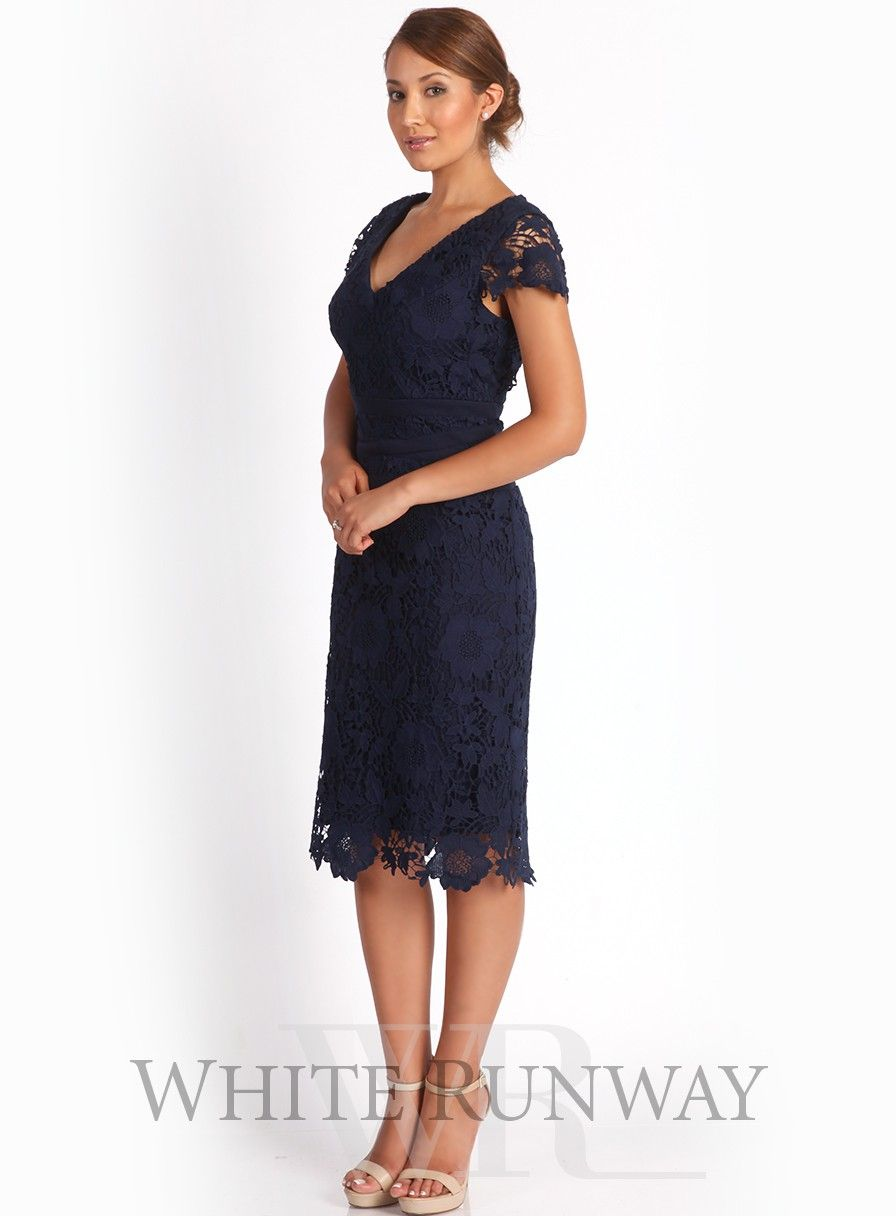 Navy Blue Cocktail Dresses Australia 10