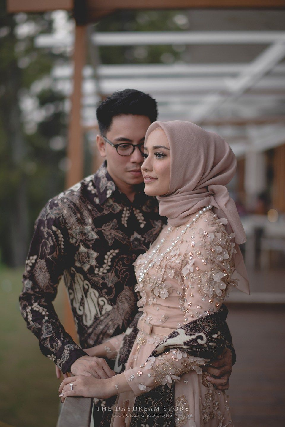 Weddingbandsng Dress Fav Foto Wedding Kebaya Hijab Batik Couple