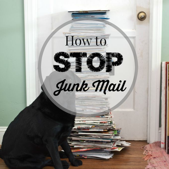 If You're Sick Of Getting Only Junk Mail, Here's How To