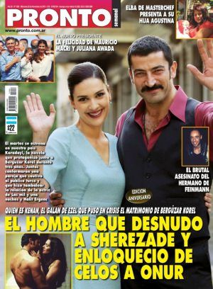 Pronto Noviembre 2015 - Nº 1008 digital magazine - Read the digital edition by Magzter on your iPad, iPhone, Android, Tablet Devices, Windows 8, PC, Mac and the Web.