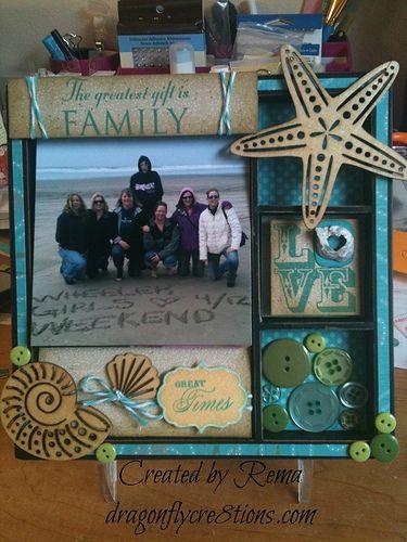 Family Display Tray