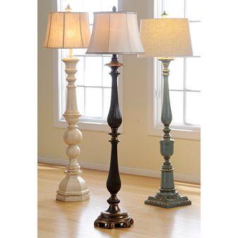 Matching Floor Table Lamps From Kirklands Wooden Floor Lamps
