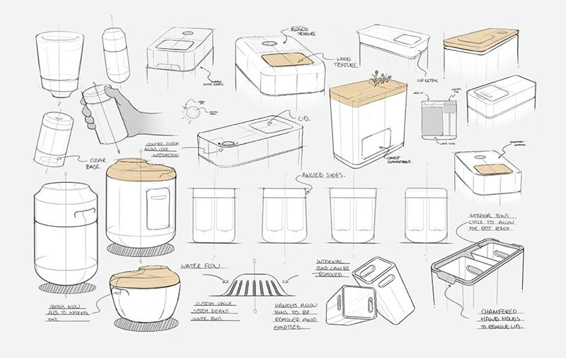 Reader Submitted Taihi A Kitchen Composter With A Japanese Twist