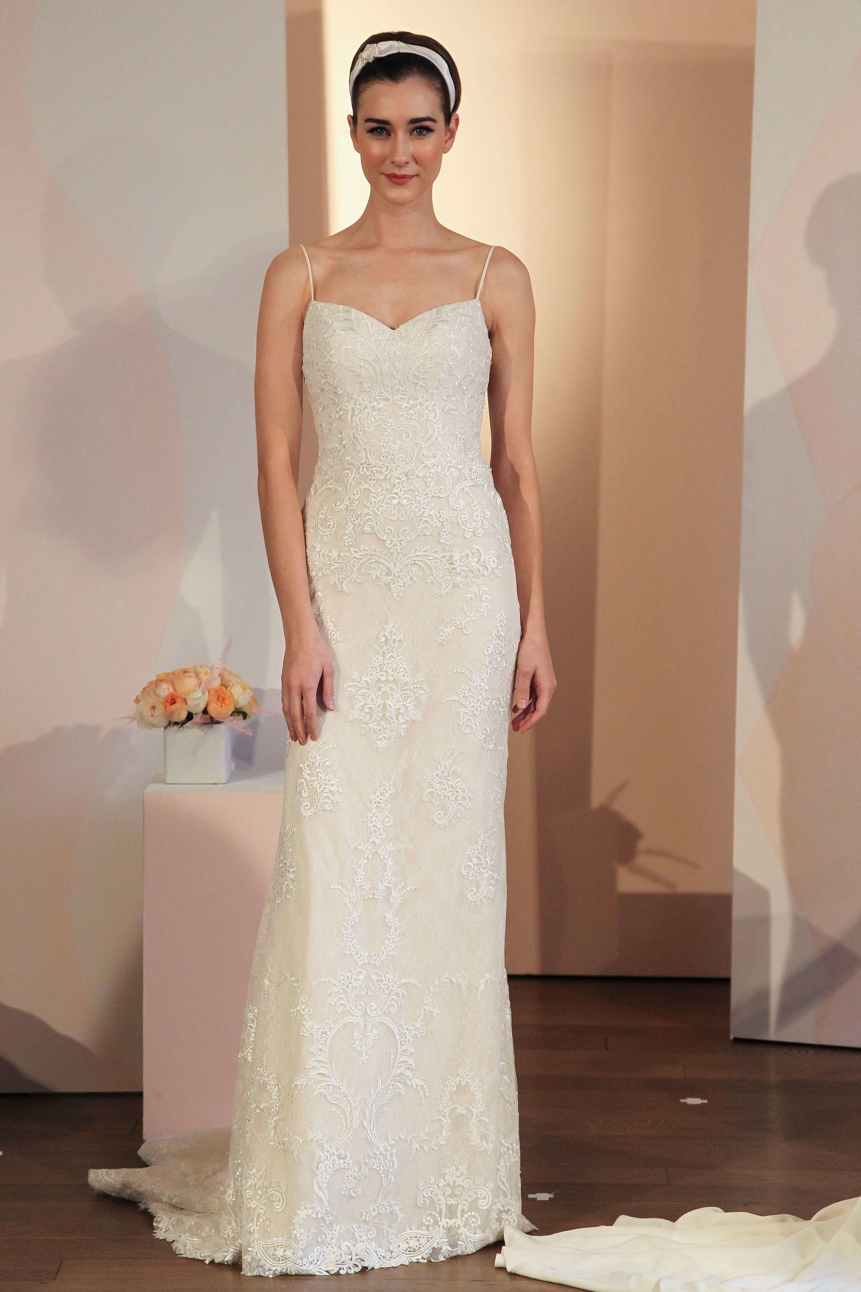 Anne barge bridal spring fashion show anne barge spring and