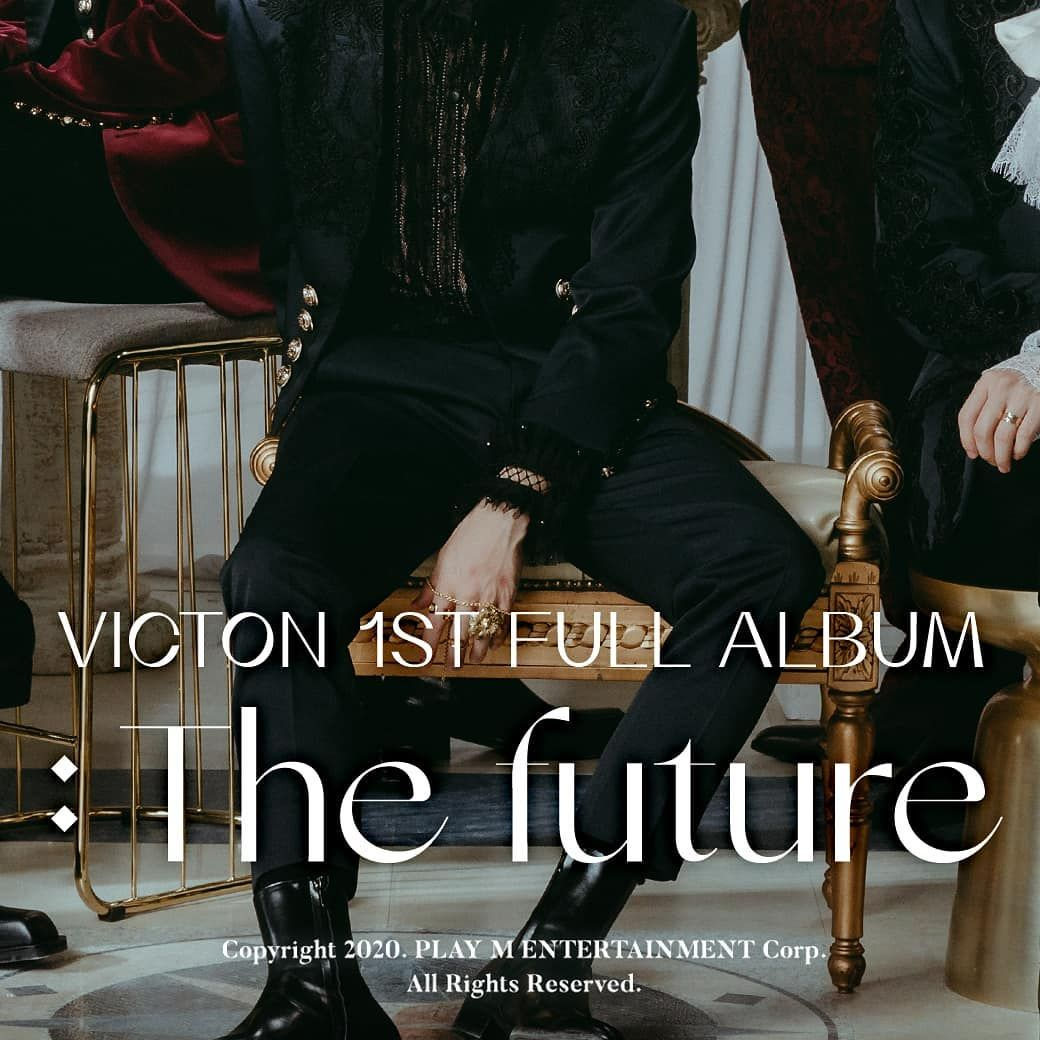 "VICTON (빅톤) (@victon1109) update Instagram: ""[#빅톤] VICTON 1ST FULL ALBUM [VOICE : The future is now] Concept Image #The_future 2020.12.01 18:00…"""
