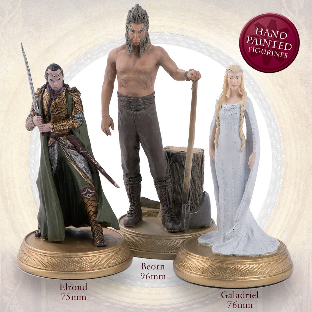 The Official Hobbit Figurine Collection | Sci-Fi & Fantasy - Eaglemoss