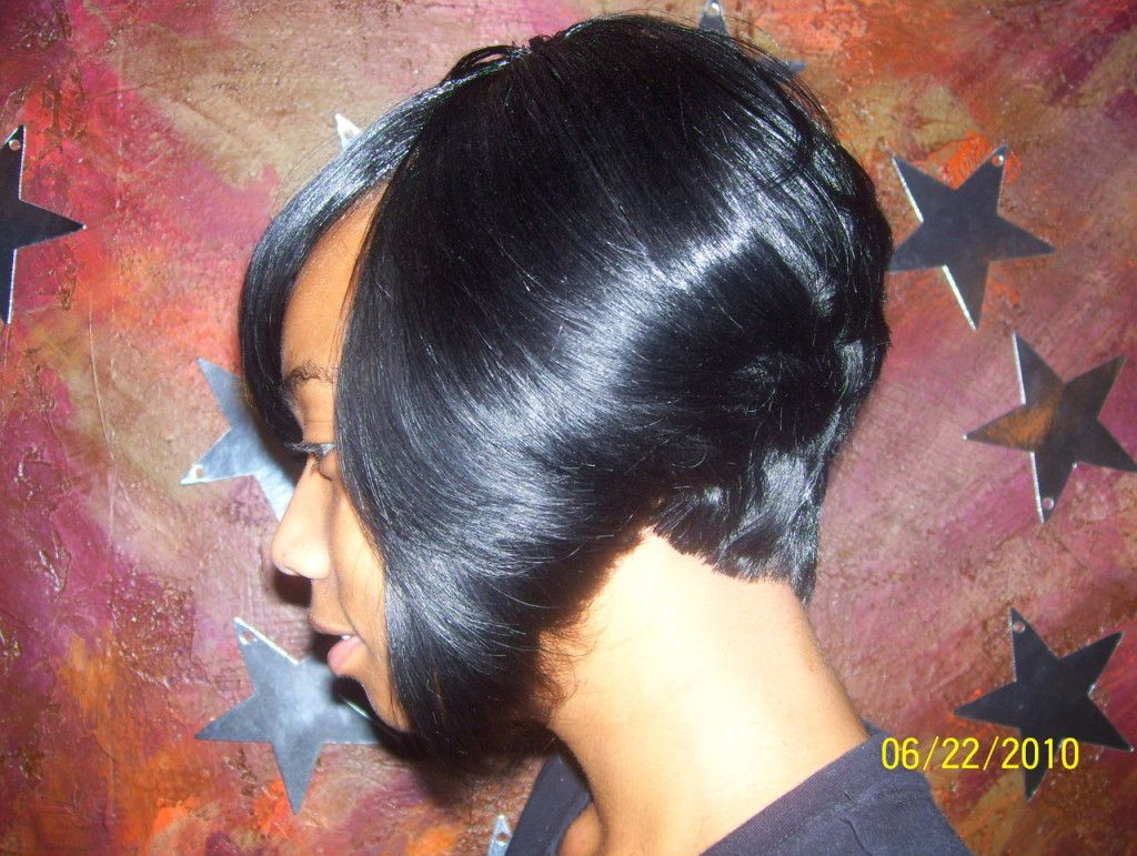 bob weave hairstyles for black women | related for quick weave bob