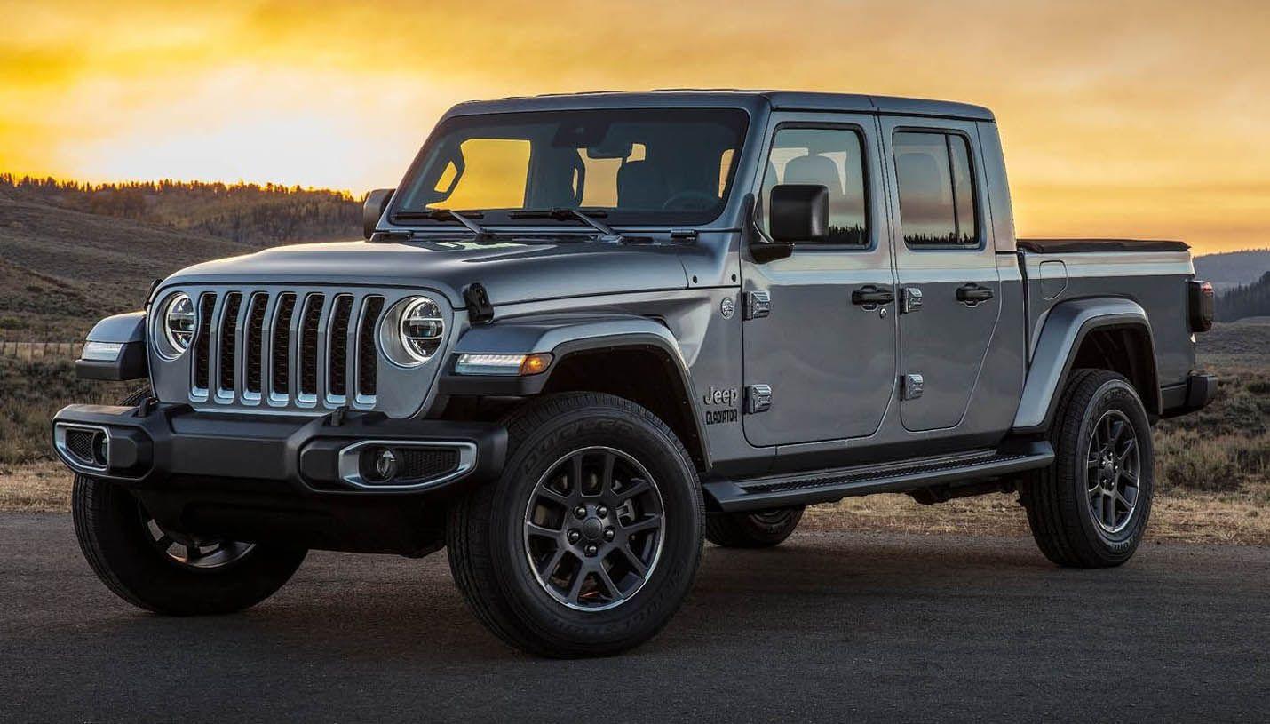 جيب غلاديتور 2020 الجديدة كليا الشاحنة متوسطة الحجم الأكثر قدرة على الإطلاق موقع ويلز Jeep Gladiator Jeep Pickup Truck Jeep Pickup