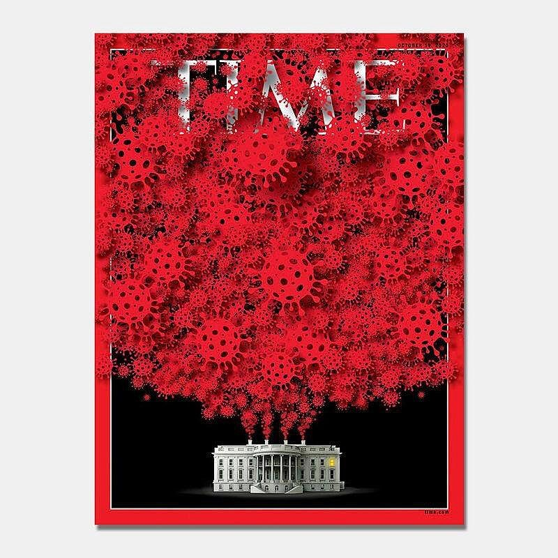3,510 vind-ik-leuks, 37 opmerkingen - @coverjunkie op Instagram: 'Tooorrows cover @time ♠️ Creativedirector #dwpine Artdirector @richmorgan . #covertastic…'