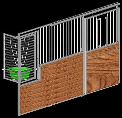 Wood Horse Stalls Stall Fronts Horse Stalls Horse Barns