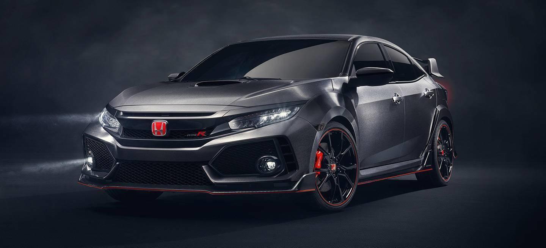¡Preparen las palomitas! Confirmado: el nuevo Honda Civic Type R estará, ya como coche de producción, en el Salón de Ginebra - Diariomotor