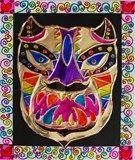 Artsonia Art Exhibit :: Metal Masks