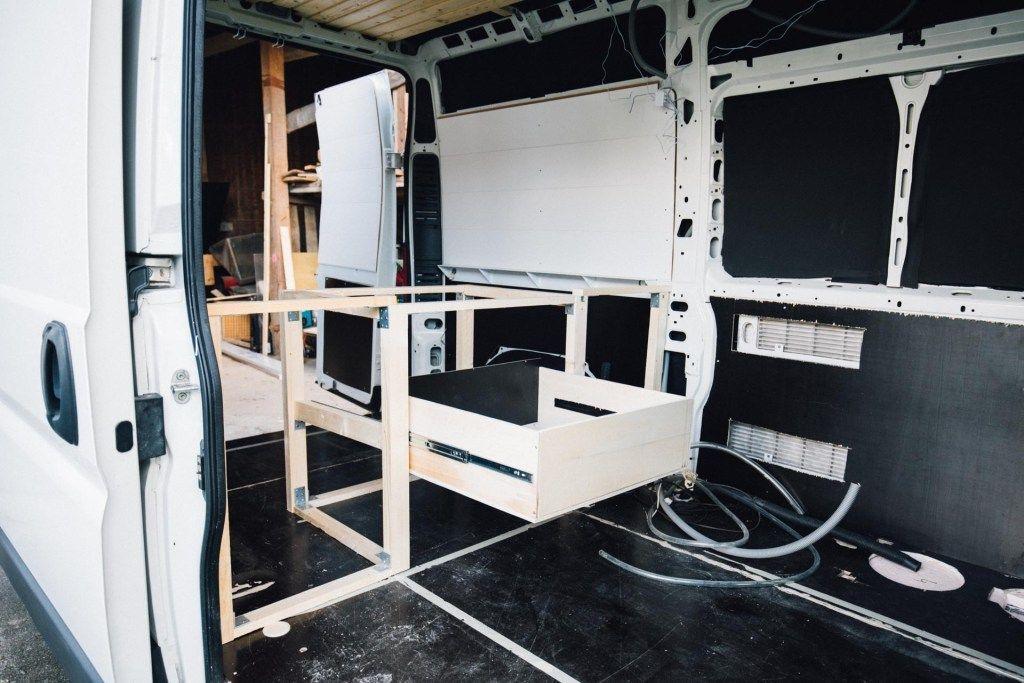 Was kostet der Ausbau eines Campervans Campingbus ausbau