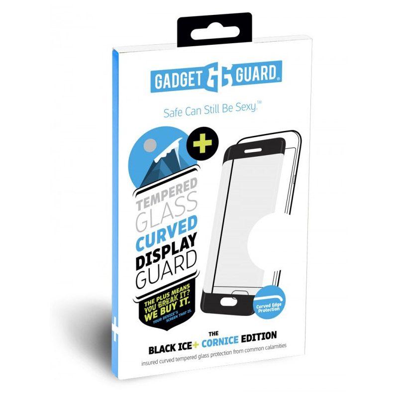 Gadget guard black ice plus cornice curved edition