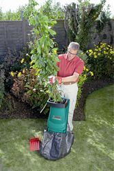 A Garden Shredder Makes Short Work Of Shredding Up Garden Trimmings And Prunings To Make Compost Or Mulch This Page Reviews Tw Bosch Trim Reviews Garden Tools