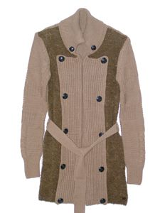 DEPT Strickjacke Camel