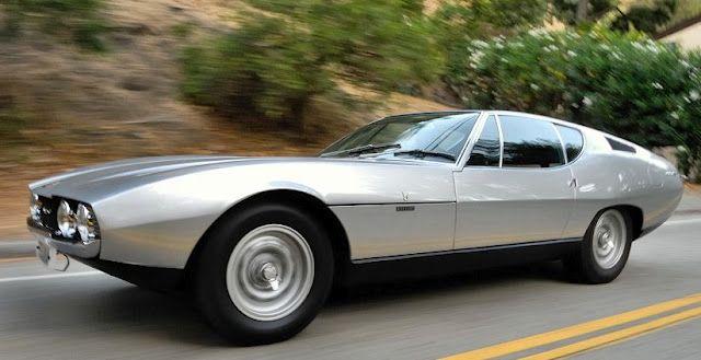 The 1967 Jaguar Piranha