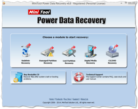 Minitool Power Data Recovery 68 Serial Key Cracked Download