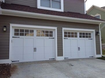 Attirant Carriage House Garage Doors   Craftsman   Garage Doors   Detroit   Premier  Door Service Of
