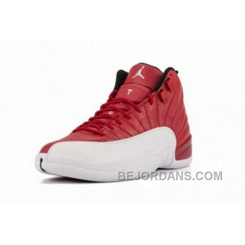 cheap for discount 14301 e0f5f Air Jordan 12 Retro Gym Red Sports Red Black White Big Discount CTbr6