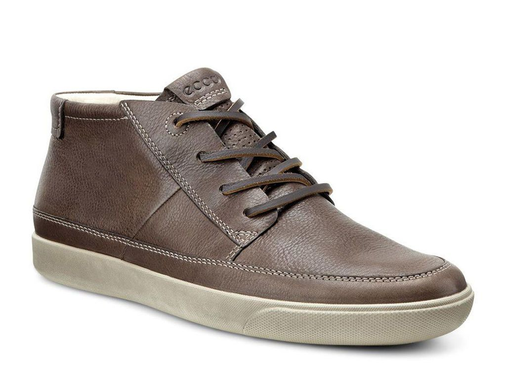 Men Ecco Gary Boot Cocoa Brown To You Get cheap