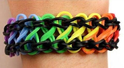 YouTube | Pulseiras | Rubber Band Bracelet, Chain e Rubber bands