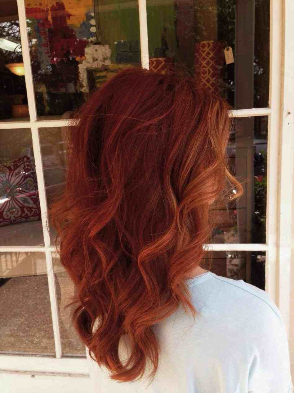 Medium Copper Brown Hair Color Google Search With Images