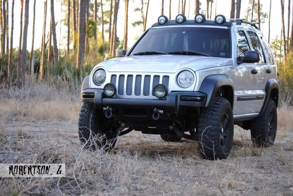 3.5 lift kit jeep liberty rock c | 2002 Jeep Liberty Lifted Clevis/with Clevis Lift