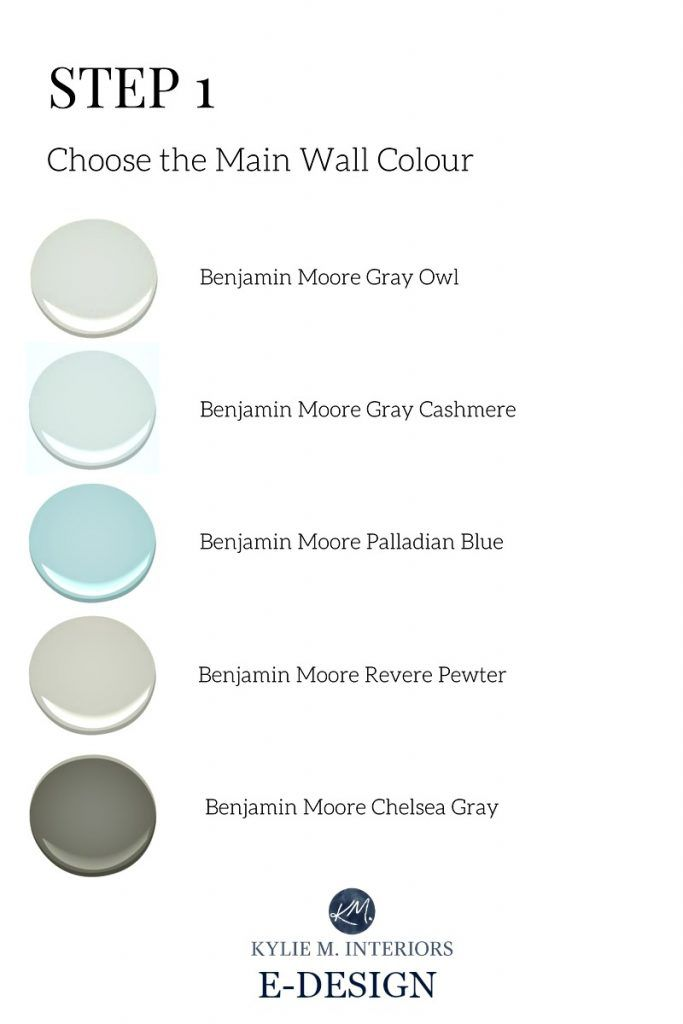 Gender Neutral Paint Colours
