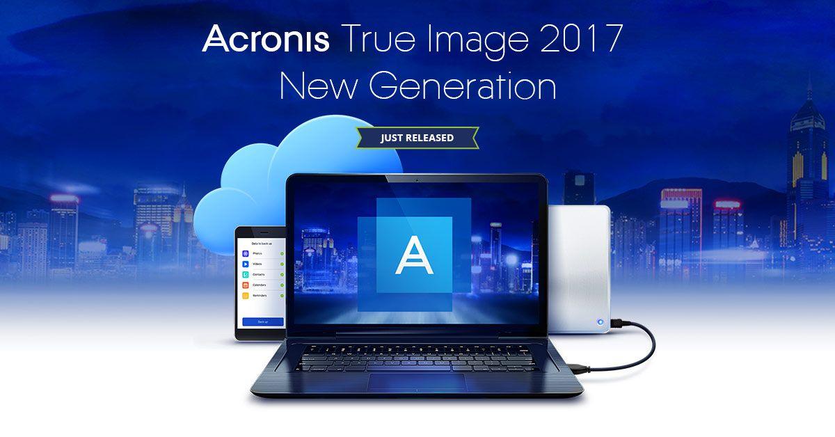 Acronis True Image 2018 Build 9202 With Crack Full Version