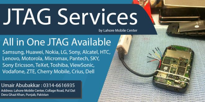 All Mobile Dead Boot/JTAG repair at Lahore Mobile Center
