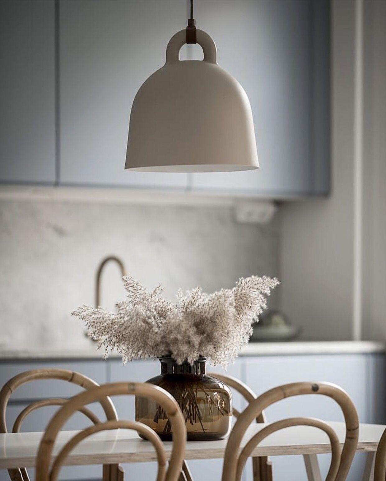 Normann Copenhagen Bell Lamp Nature Homedecor Home