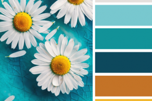 11 beautiful paint palettes inspired by your favorite flowers | BabyCenter