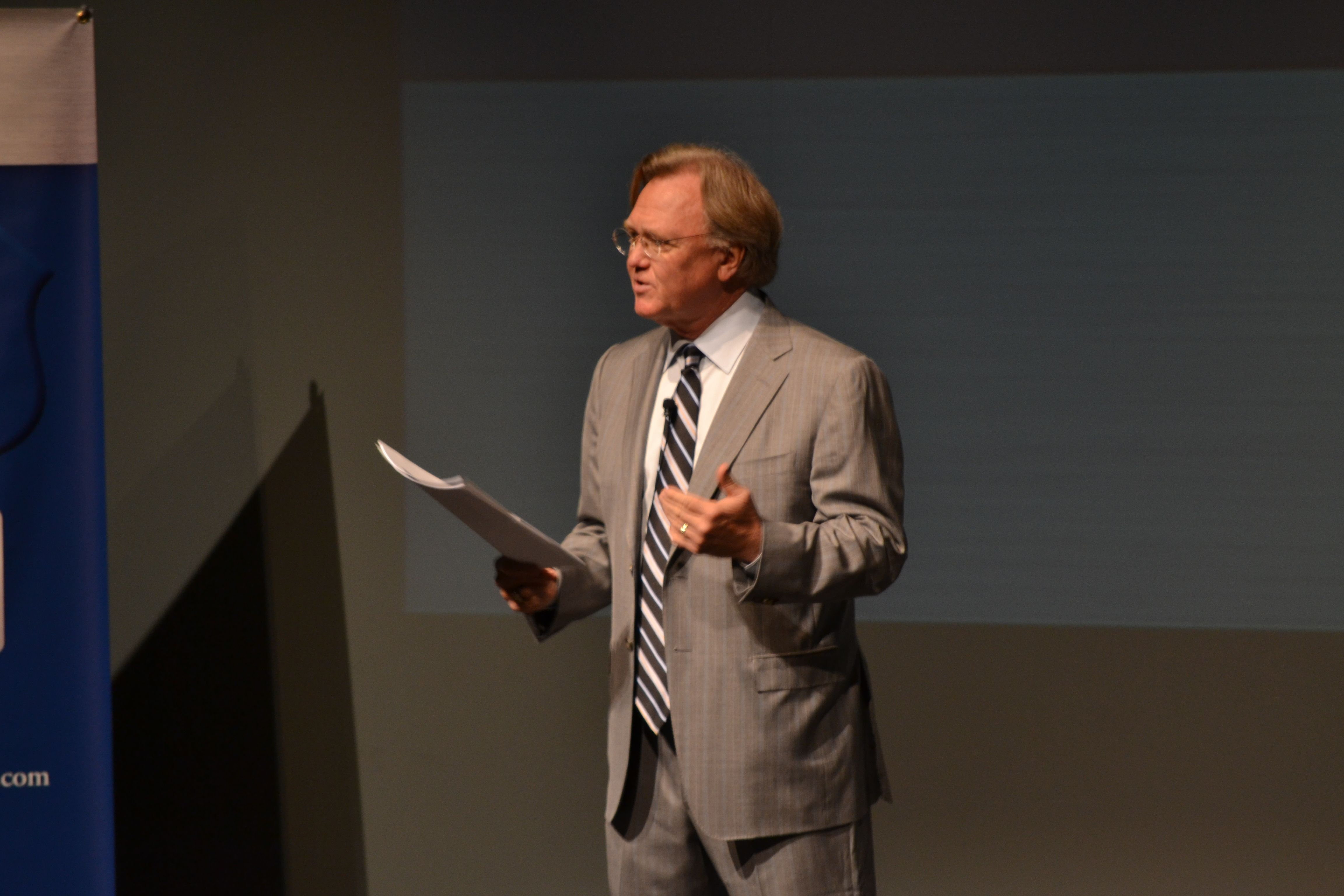 Rich Rector, Owner and President of Realty Executives Phoenix. June 19 Executive Event at Tempe Center for the Arts.