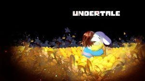 Undertale (SPOILER) 1080p wallpaper by milkybee